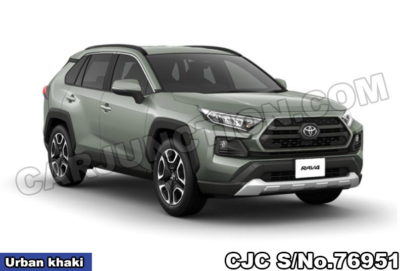 2019 Toyota / Rav4 Stock No. 76951